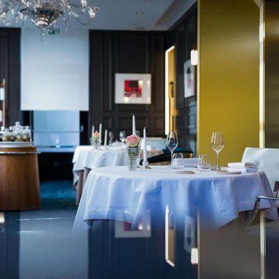 Salle de restaurant - étage
