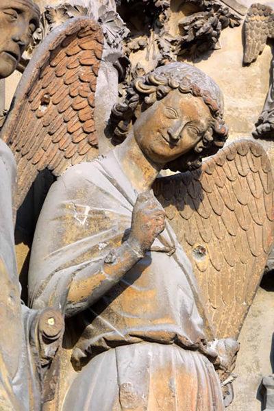 Patrimoine UNESCO Ange_au_sourire