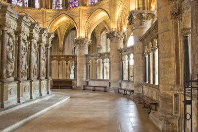 Patrimoine UNESCO basilique st remi