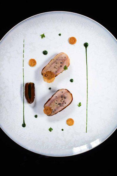 caille-foie-gras