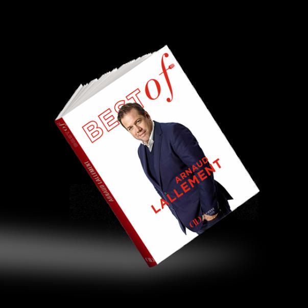"""Livre """"Best of Arnaud Lallement"""" par A. Lallement"""